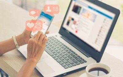 Online Gutscheinverkauf über Social Media